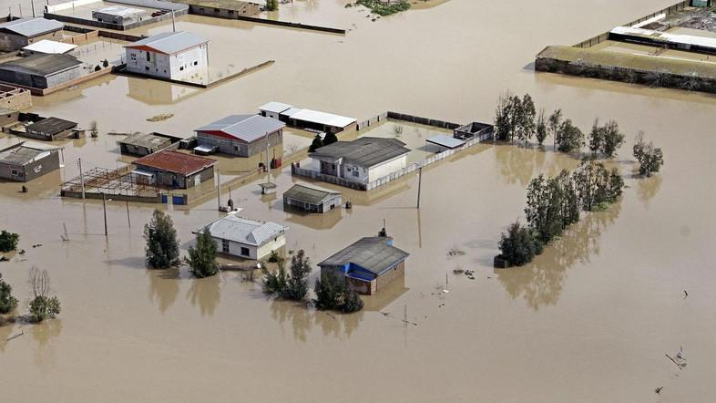 Iran floods: death toll keep on rising