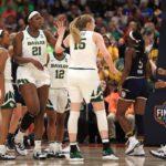 NCAA Women's Basketball Tournament: Baylor Beats Notre Dame To Win NCAA Women's Basketball Championship