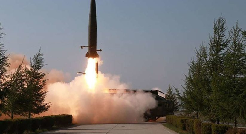 North Korea says it test-terminated an 'overly enormous various rocket launcher' on Tuesday