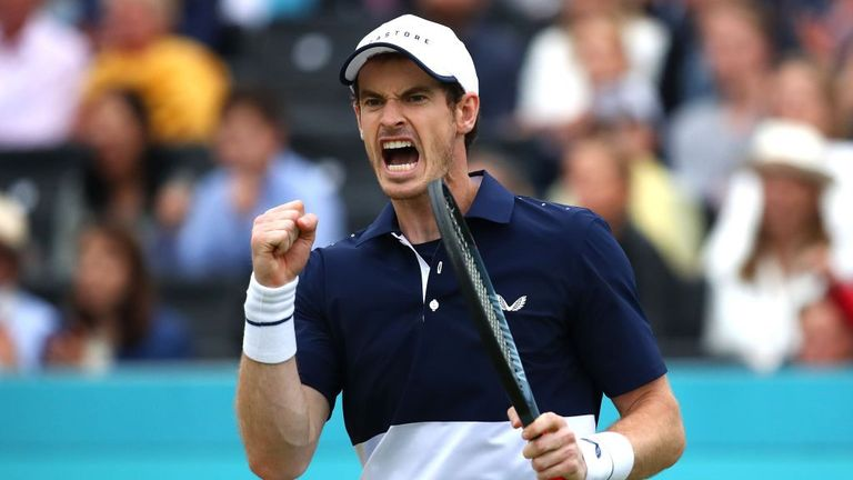 'Motivation': Tennis world ejects over harmless Andy Murray minute