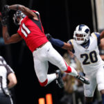 With the Rams , In His Presentation How did Jalen Ramsey Play ?