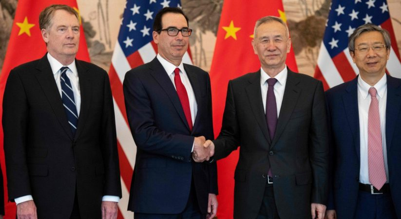 Arrangement on money and Huawei? Theories on US-China exchange talks shake markets