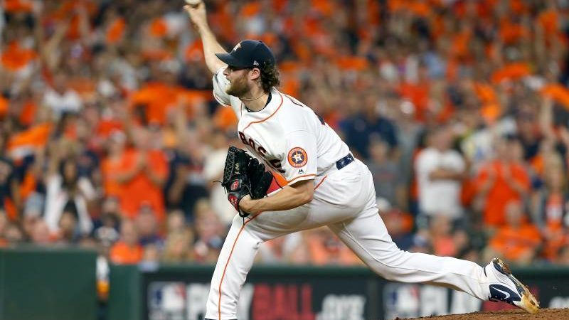 Astros versus Beams outcome : Houston acquires outing to third back to back ALCS as Gerrit Cole supremacy in Game 5
