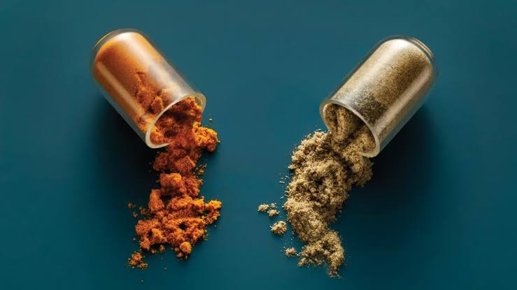 Huge issues with well known turmeric and echinacea supplements