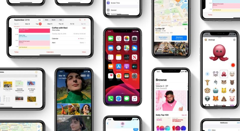 After Three weeks All iPhone is works on 50 Percent : Apple iOS 13