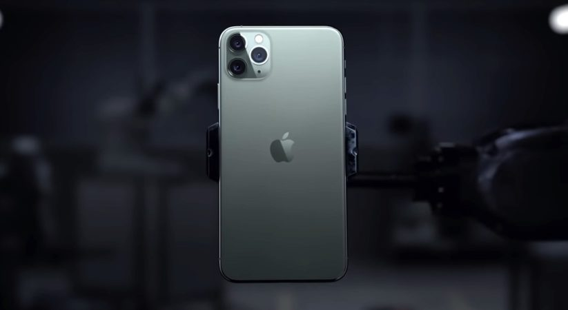 Apple's most up to date iPhone depends on cameras to conceal its absence of advancement