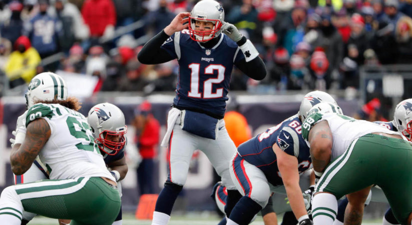 Sam Darnold rotate ball more than multiple times as Patriots move to 33-0 win over Jets