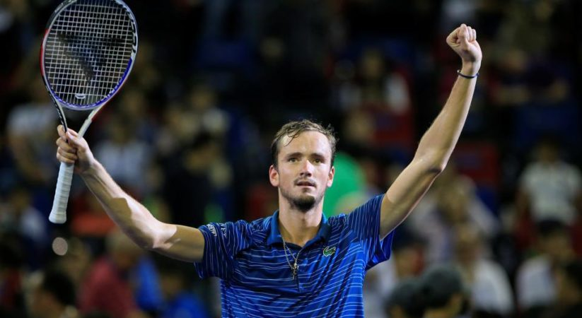 rise and ascent of a 'savvy' tennis celebrity- Daniil Medvedev