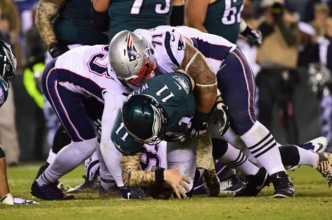 Match inspections : Patriots bounce back over Eagles