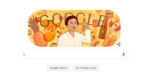 Google doodle on 126th birthday celebration of an unbelievable Filipina : María Ylagan Orosa