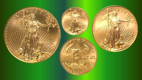 U.S. Gold Eagle :  Gold bullion coin redesign