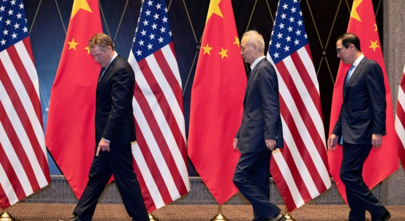 U.S. furthermore, Chinese exchange arbitrators anticipating deferral of December taxes