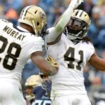Saints at Titans last score: Drew Brees, Michael Thomas control Saints to triumph