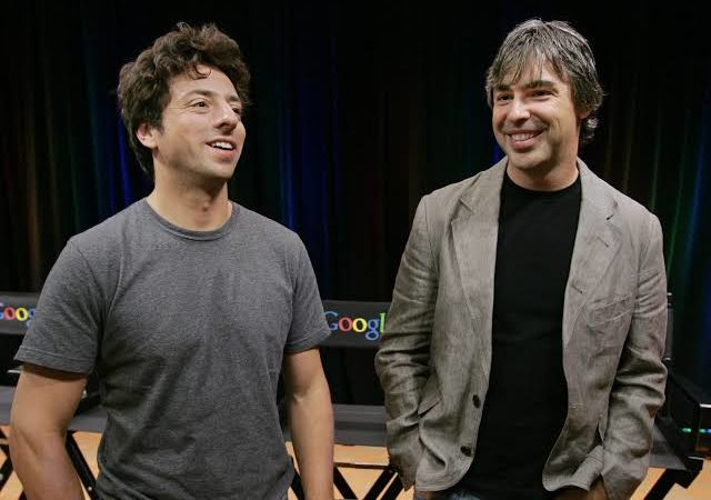 Google prime supporters Larry Page and Sergey Brin step down as pioneers of Alphabet