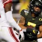 For Pac-12 title Ducks run past Utes on the ground :   Oregon vs. Utah Total , takeaways