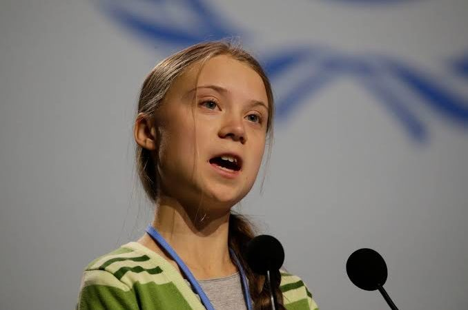 Greta Thunberg, atmosphere dissident, is the most youthful Time human being of the Year