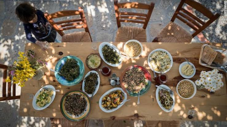 A 'blue zones' eating regimen: Live lengthy life from what individuals consume