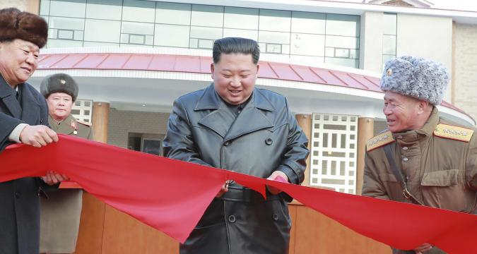 US on high caution for conceivable 'Christmas present' rocket from North Korea
