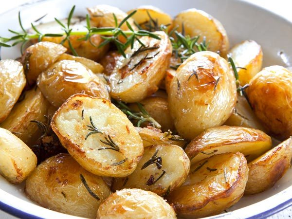 Inquire A Dietitian : Are Potatoes Really Foul For You?