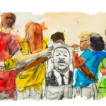 Today's Doodle Pays Tribute To Reverend Doctor Martin Luther King