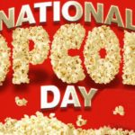 National Popcorn Day 2020