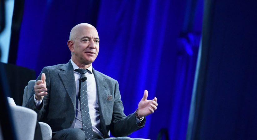 CEO of Amazon Jeffrey Preston Bezos Celebrate Their Birthday Today
