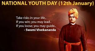 National Youth Day is celebrated on 12 January