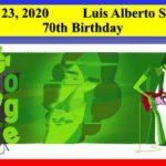 Google Doodle Celebrates Luis Alberto Spinetta's 70th Birthday