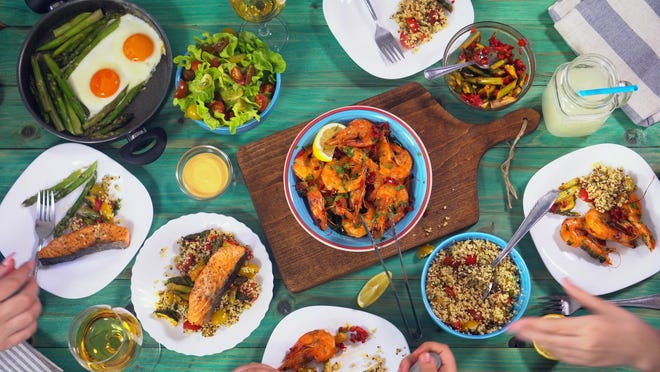 The Mediterranean eating regimen could enable 'healthy aging,' to examine recommends