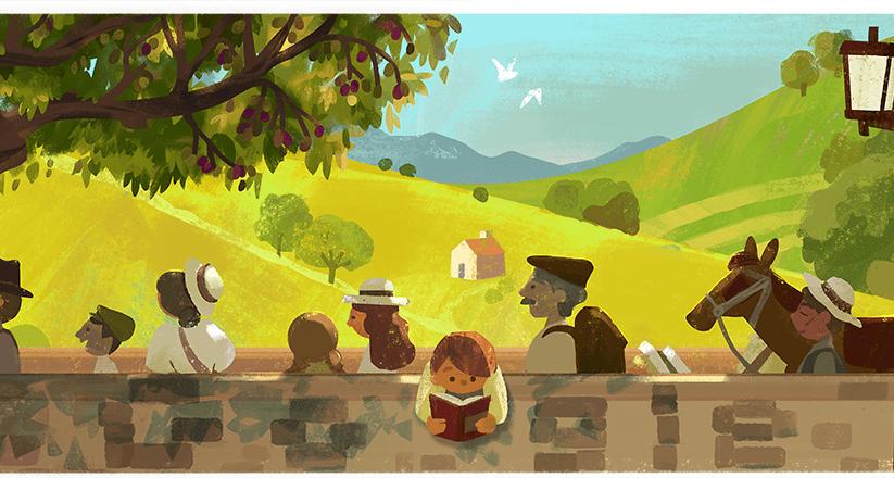 Google Doodle Celebrates Marcel Pagnol's 125th Birthday