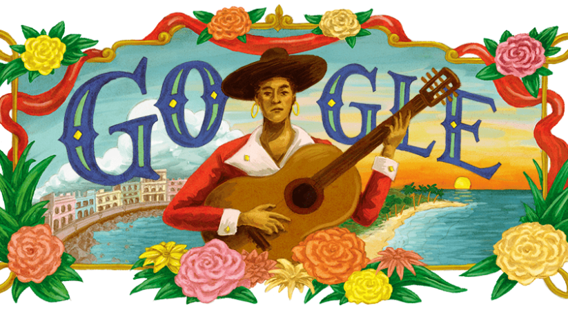 Google Doodle Celebrated María Teresa Vera's 125th Birthday