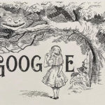 Google Doodle Celebrates Sir John Tenniel's 200th Birthday