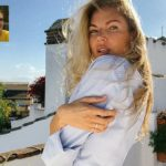 Supermodel Solveiga Mykolaityte ~ A leading bewitching supermodel