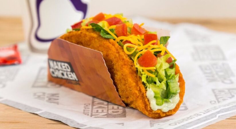 Taco Bell's latest menu item is both a Crispy Chicken Sandwich and a Taco, and it's starting on March