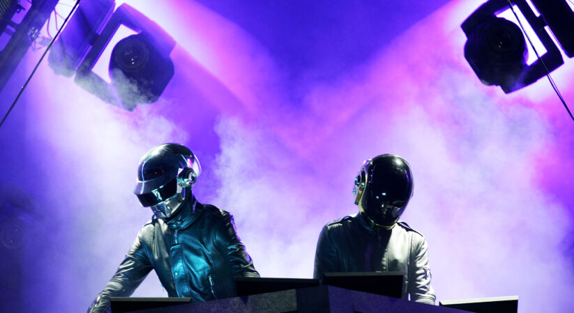 French electronic-music duo 'Daft Punk' declares breakup after 28 years