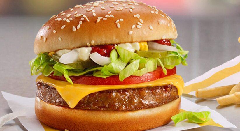 Vegan brand 'Beyond Meat' declares three-year global strategic partnership with fast-food chain McDonald's