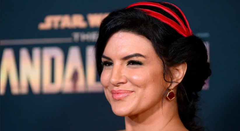 Gina Carano declares she's making a film with Ben Shapiro's The Daily Wire