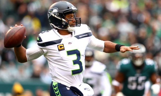Seattle Seahawks' QB Russell Wilson has not demanded trade