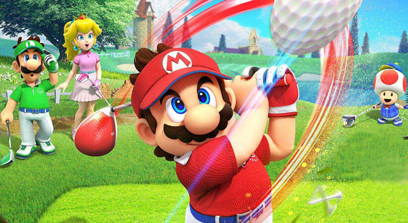 Mario Golf: Super Rush comes to June 25th on Nintendo Switch