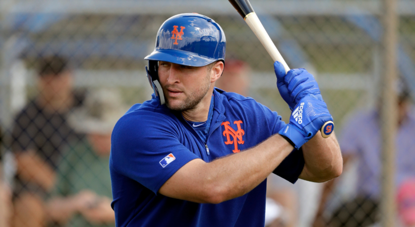 Mets minor-leaguer Tim Tebow retires from professional baseball after five years