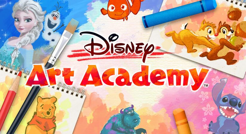 Disney Art Academy is being taken out from the 3DS eShop at the finish of March