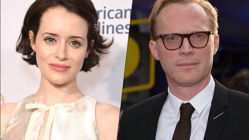 Claire Foy and Paul Bettany to star in season 2 of  'A Very English Scandal'