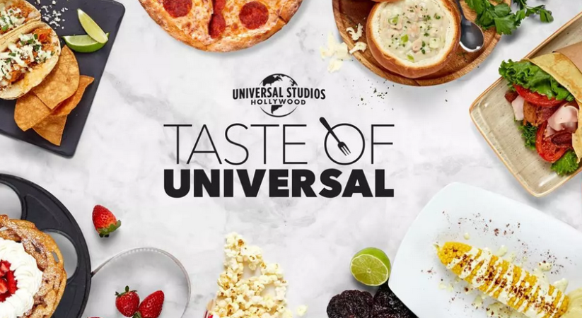 Universal Studios Hollywood reopening with food and shopping event, called 'Taste of Universal'