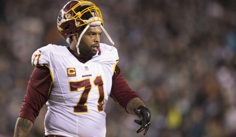 Trent Williams agree to $138.06 million deal with San Francisco 49ers that makes him highest-paid OL in NFL history