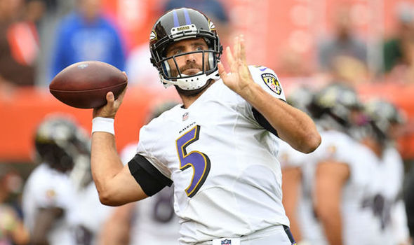 QB Joe Flacco agree to sign 1-year deal with Philadelphia Eagles