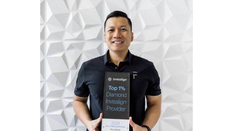 Dr. Michael Tran's Passion Has Connected Many Dental Organizations Through FLOSS Dental