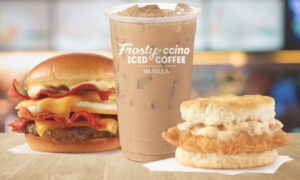 Wendy's goes everything in on breakfast. It's paying off