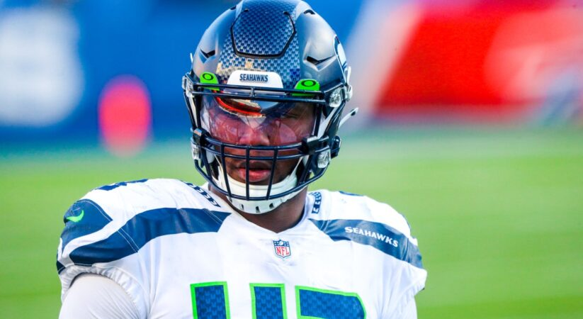 Seattle Seahawks re-signing Carlos Dunlap to 2-year, $16.6M contract