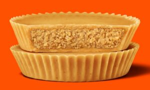 Reese's launches all peanut butter and chocolate-free peanut butter cup