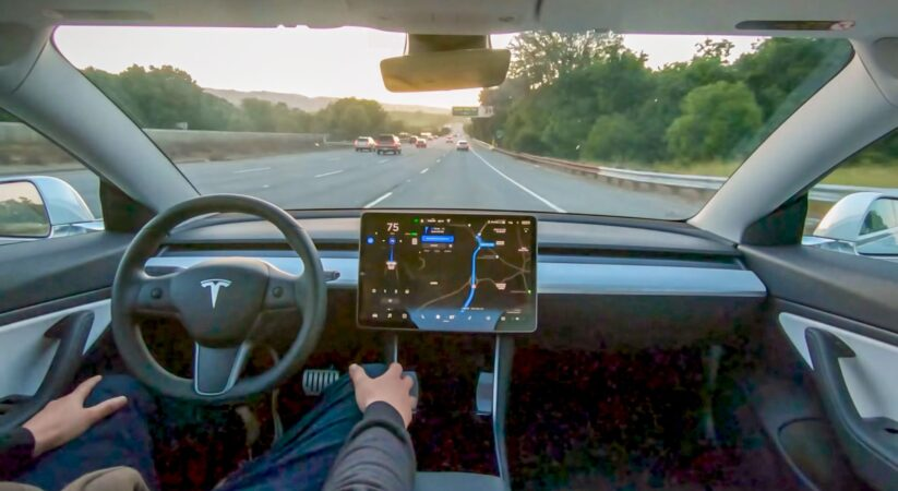 Tesla is growing its Full Self Driving beta to more drivers, says Elon Musk